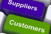 suppliers and customers