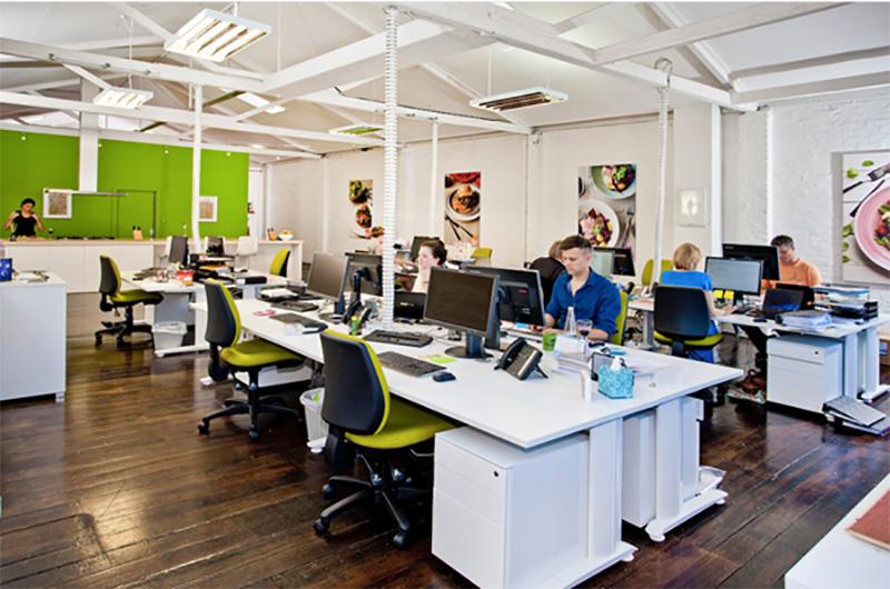 Geliebte Open Space Offices @SR_03