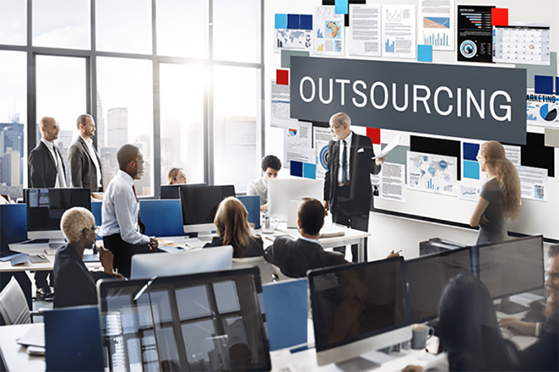 Outsourcing Firm