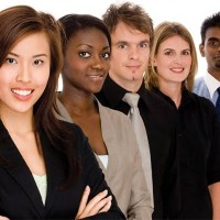 Diverse Employees