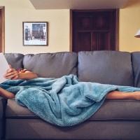 Entrepreneurs Relaxing and Unwinding