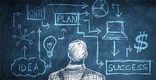 Plan a business