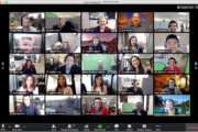 zoom meeting all